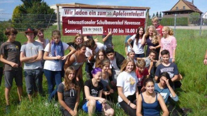 """Zehn Jahre Schulbauernhof: """"Und alle feiern mit!"""" -"""