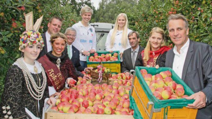 Knackiger Start in die Apfelsaison - Foto: Gerstenkorn