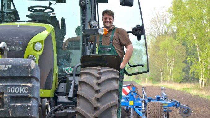 Agritechnica steht mit vielen Neuheiten vor der Tür - Foto: Landvolk