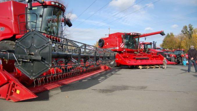 Agrar-Investitionen sinken auf Tiefpunkt -