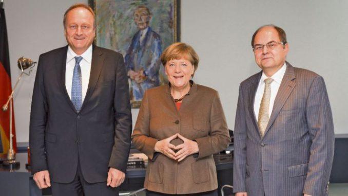 Exportimpulse für den Markt - Foto: Bundesregierung/Güngör