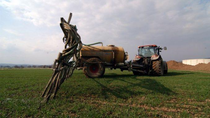 Deutsche Bauern stark gefordert - Foto: landpixel