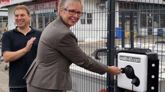 Elektromobilität - ein Thema für Biogas-Anlagen? - Foto: Fachverband Biogas
