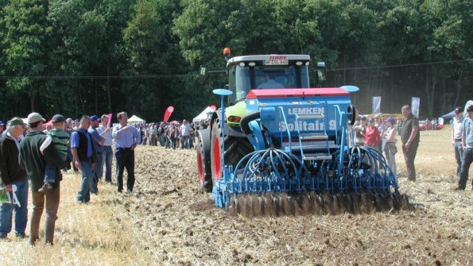 Niedersachsens Bauern im EU-Vergleich jünger - Foto: Landvolk
