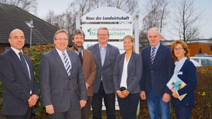 LAND&Forst weiht Redaktionsbüro in West-Niedersachsen ein - Foto: LAND&Forst