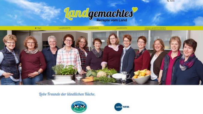 Bäuerinnen machen Appetit auf Landgemachtes -