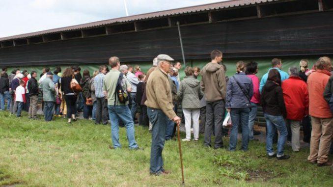 Hofgäste sind willkommen - Foto: Landvolk