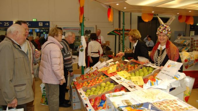 Äpfel von der Niederelbe erfüllen jeden Wusnch - Foto: Landvolk