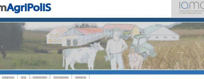 Planspiel für landwirtschaftliche Unternehmer -