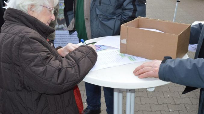 Große Unterstützung für Online-Petition - Foto: LHV