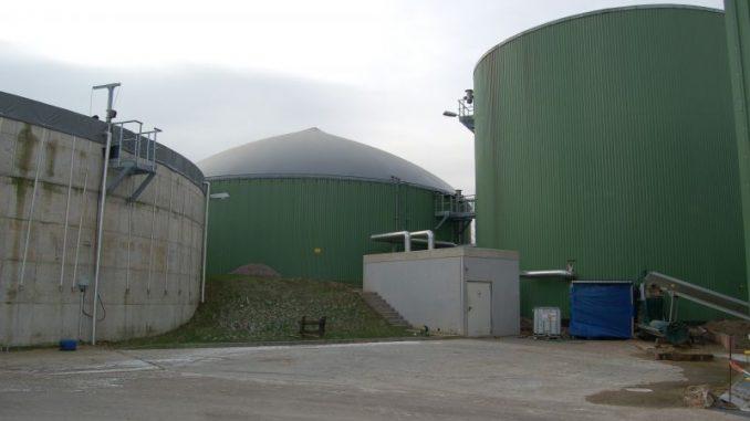 Deutschland bei Biogas führend - Foto: Landvolk