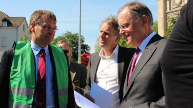 Bündnis fordert: Energiewende soll gelingen - Foto: Landvolk