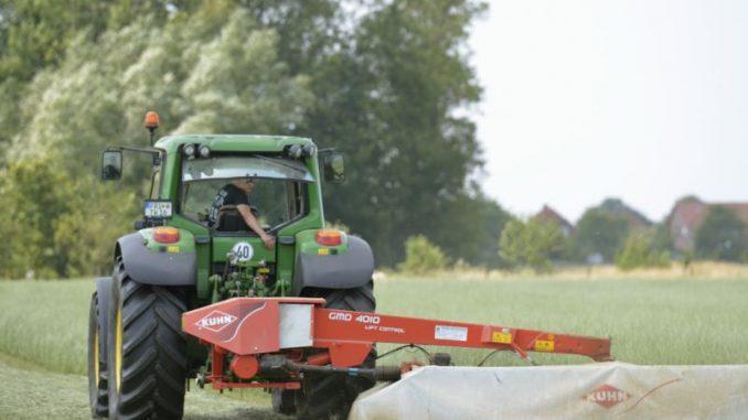 Ein Drittel der Höfe arbeiten im Nebenerwerb - Foto: Landvolk