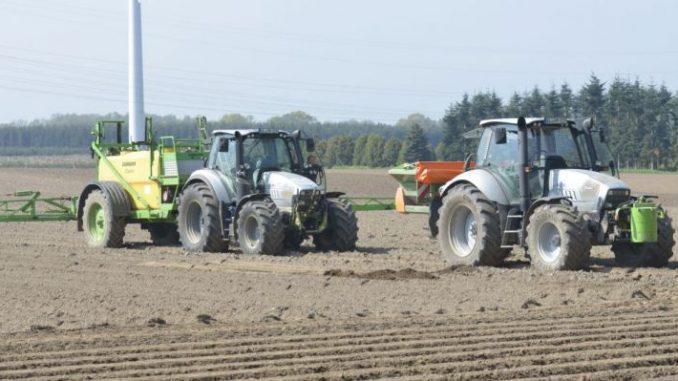 Zweites Hilfspaket in Arbeit - Foto: Landvolk