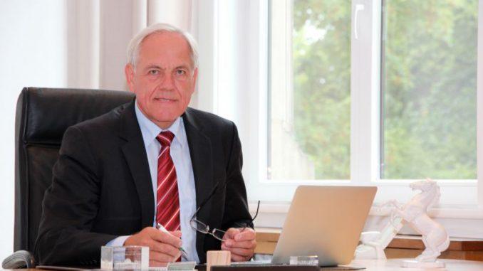Hilse erneut als DBV-Vizepräsident gewählt - Foto: Landvolk