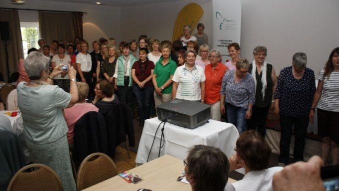 Erfolgreicher Neustart der Landfrauen in Jever - Foto: Landfrauenverband