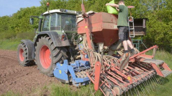 Ein Check für die Nachhaltigkeit - Foto: Landvolk