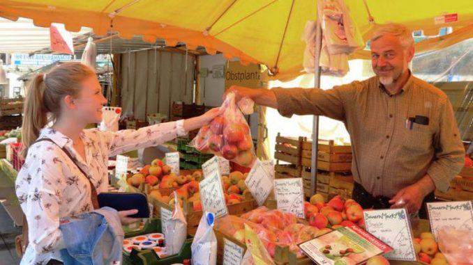 Bauernmärkte in Hannover gibt es seit 20 Jahren - Foto: Bauernmarkt