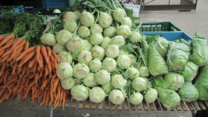 Gemüsebauern brauchen starke Nerven - Foto: Landvolk
