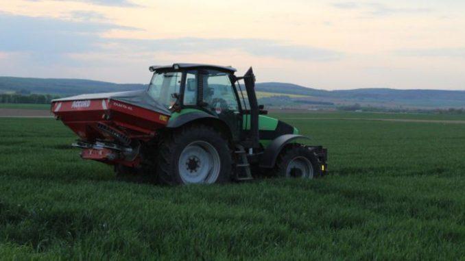 Landwirte sparen beim Stickstoffdünger - Foto: Landvolk