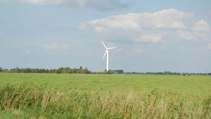 Windenergie bei erneuerbaren Energien vorn - Foto: Landvolk
