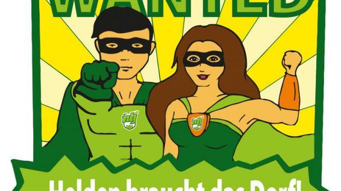 Wanted - Helden braucht das Dorf! -