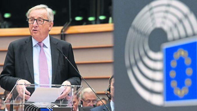 Brüseel bremst der Brexit - Foto: EU