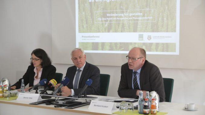 Bauern wollen fairen Dialog - Foto: Landvolk