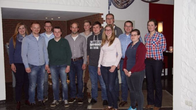 Junglandwirte Mittelweser werden aktiv - Foto: Backhaus