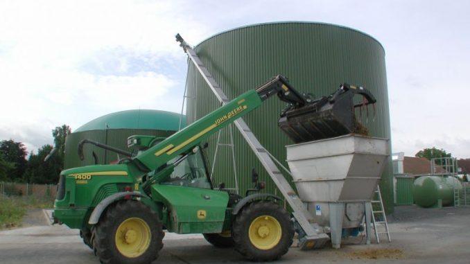 Gülle und Mist zuerst in die Biogasanlage - Foto: Landvolk