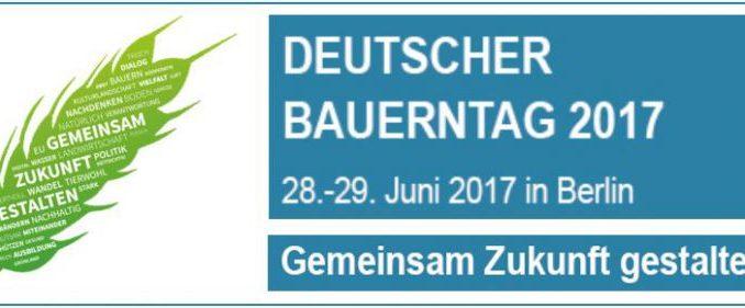 Bauerntag im Zeichen der Bundestagswahl -