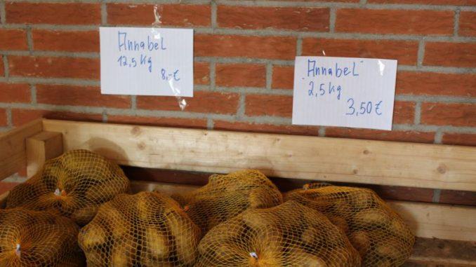 Frost hat Frühkartoffeln kaum geschädigt - Foto: Landvolk