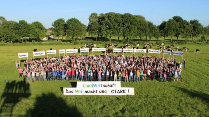 Nach der Milchkrise ist vor der Krise - Foto: Landvolk Friesland/Wilhelm