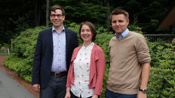 Junglandwirte mit neuem Vorstandsteam - Foto: Kolle