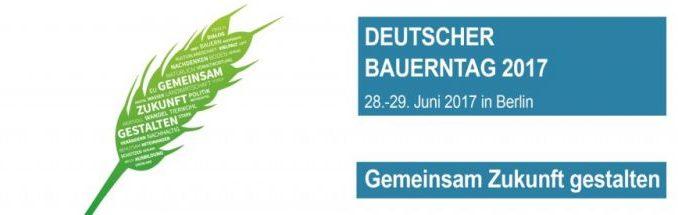 Merkel kommt zum Bauerntag -