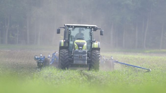 Mitgliedsstaaten tragen VErantwortung für einen starken Agrarhaushalt - Foto: Landvolk