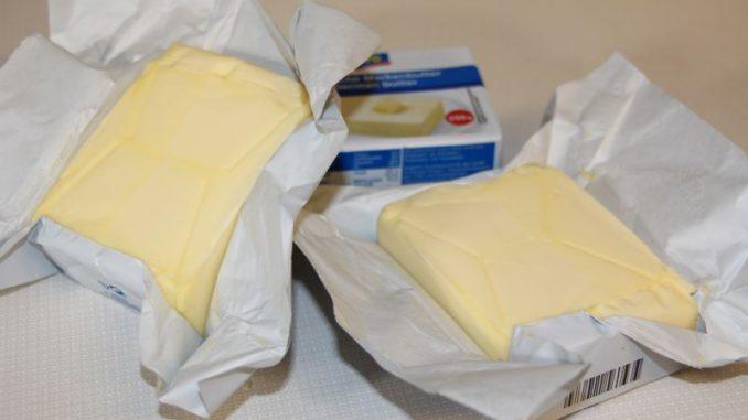 Ist Butter tatsächlich zu teuer? - Foto: Landvolk