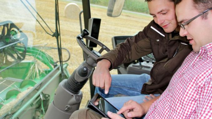 Wie viele Daten braucht der Bauern? - Foto: Landvolk