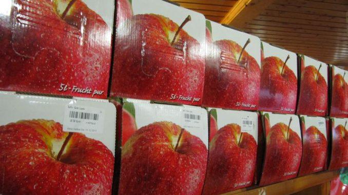 Apfelbauern ernten ein Drittel weniger - Foto: Landvolk