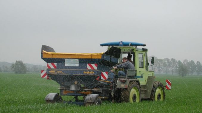 Smart Farming entlastet Mensch