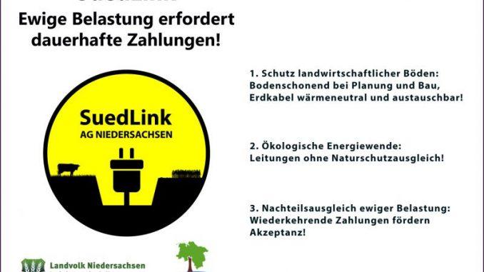 Leitungsbau muss Bodenschutz und Nachteilsausgleich bieten -