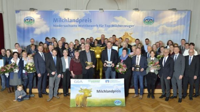 Milchwirtschaft zeichnete ihre Besten aus - Foto: LVN