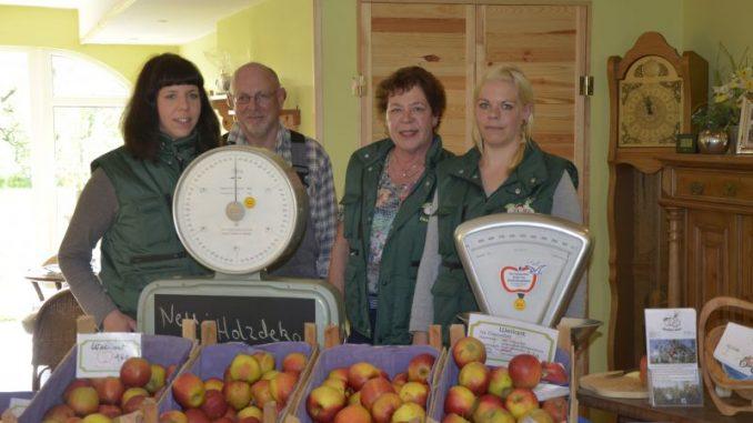 Apfelmarkt läuft für Obstbauern an der Niederelbe gut - Foto: Landvolk