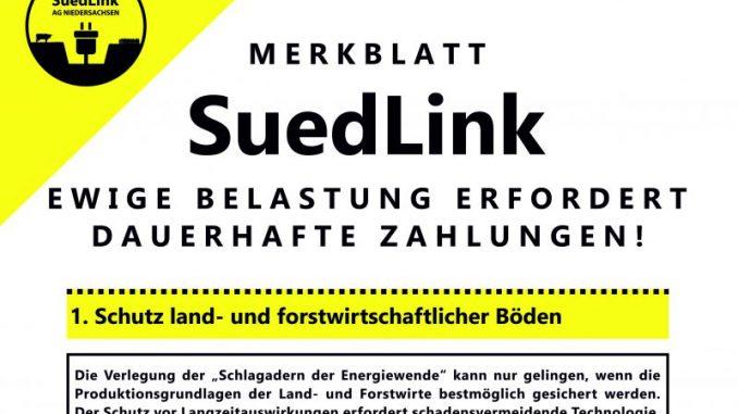 SüdLink darf Landwirten nicht unter die Haut gehen -