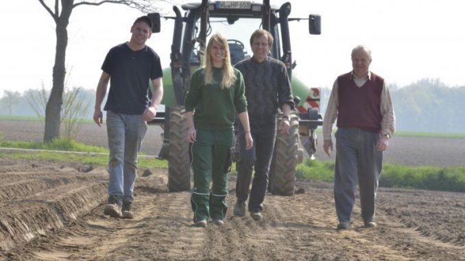 Umstellung auf Ökolandbau ist ein Familienthema - Foto: Landvolk
