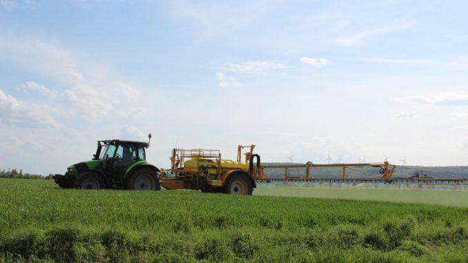 Weniger Pflanzenschutzmittel verkauft - Foto: Landvolk