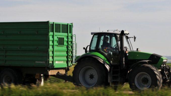 Bauern weitgehend von der Mautpflicht befreit - Foto: Landpixel