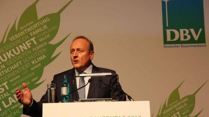 Bauerntag - Wiesbadener Erklärung -