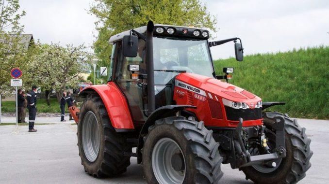 Bauern weitgehend von der Mautpflicht befreit -