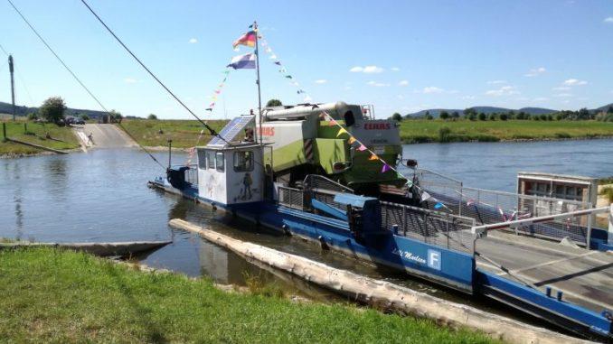 Fuhlener Weserbrücke gesperrt -